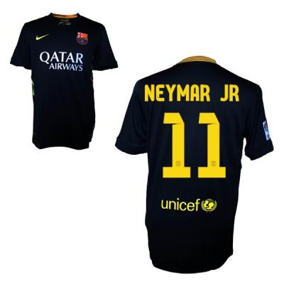 nike FC BARCELONA Trikot 3rd Erw. 2013/2014 - NEYMAR JR 11